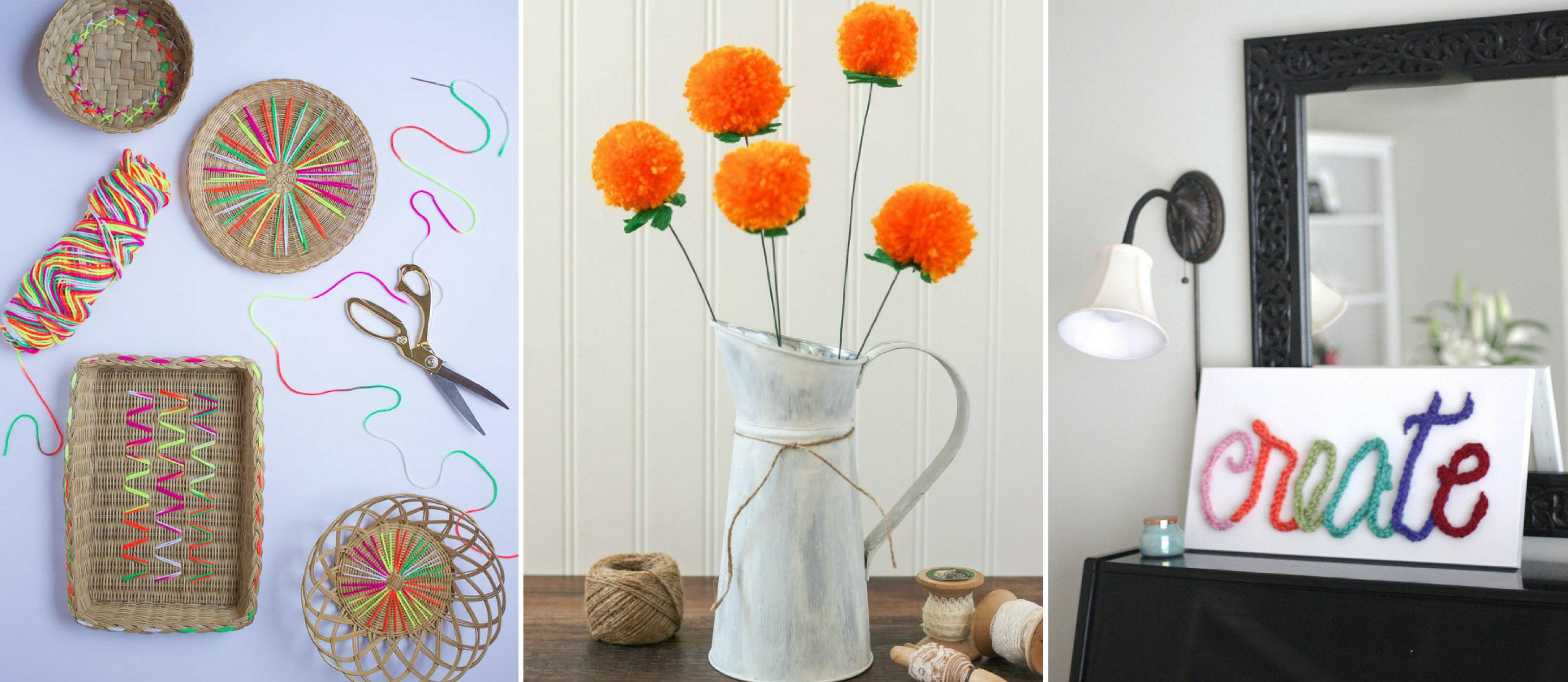 8 Yarn Craft Ideas for Adults