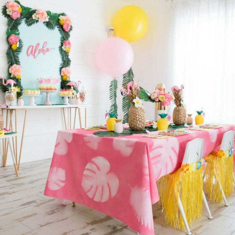 May 2019 - Pineapple Flamingle