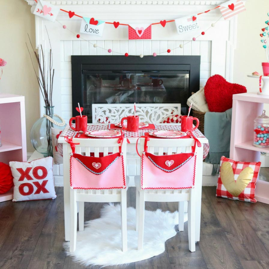 February 2019 - Valentine's Day Baking Party
