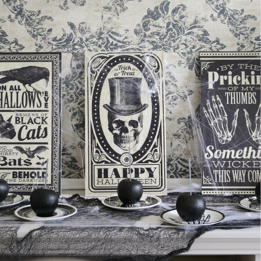 October 2019 - Vintage Halloween Party