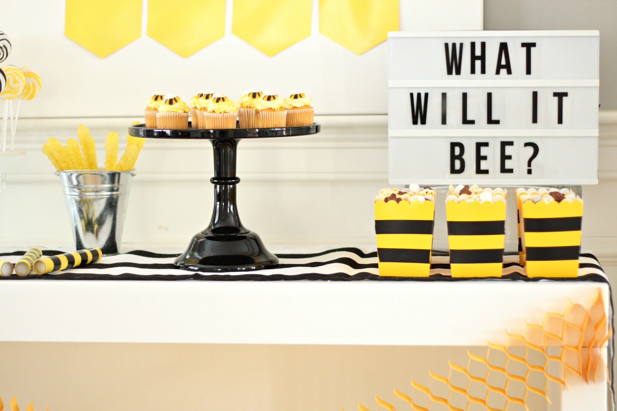What Will It BEE? Gender Reveal Party