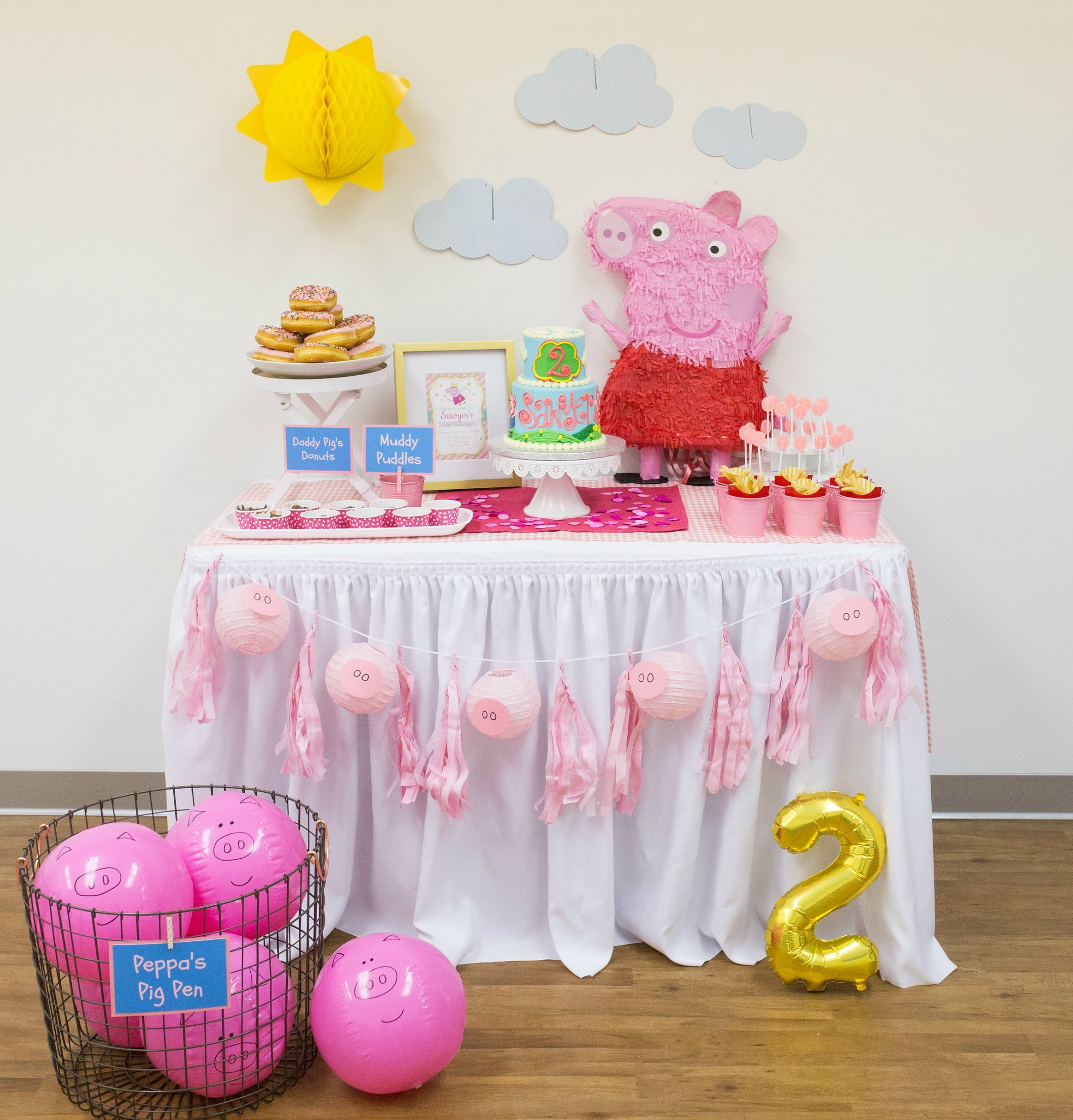 Peppa Pig™ Birthday Party