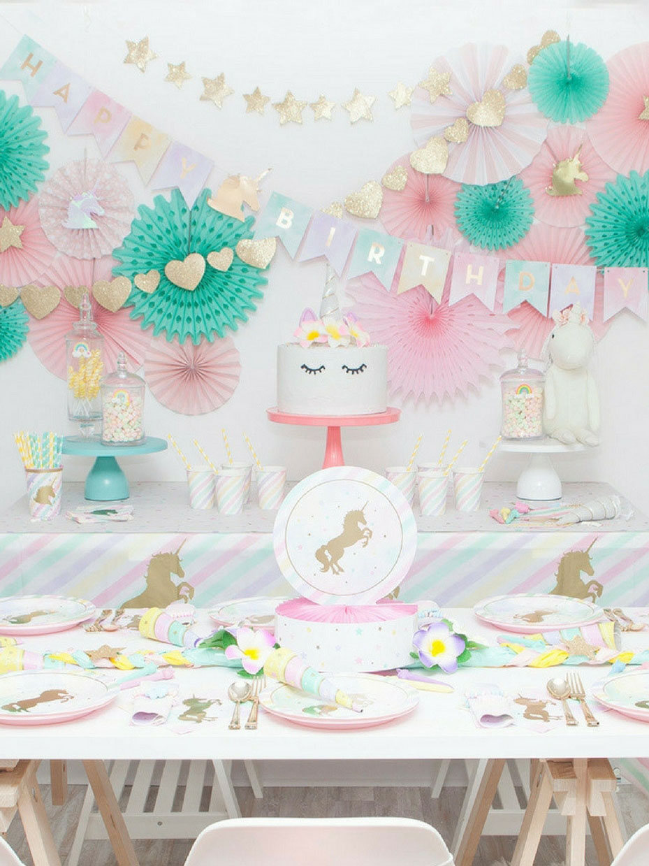 10+ Unicorn Birthday Party Ideas