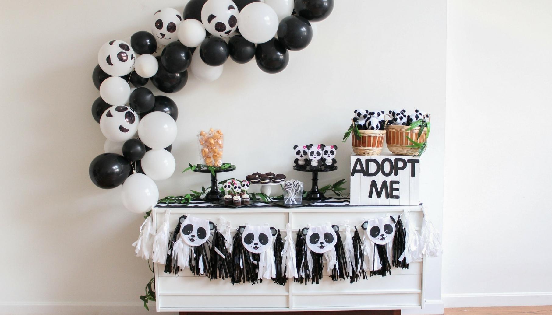 Panda Party Fun365