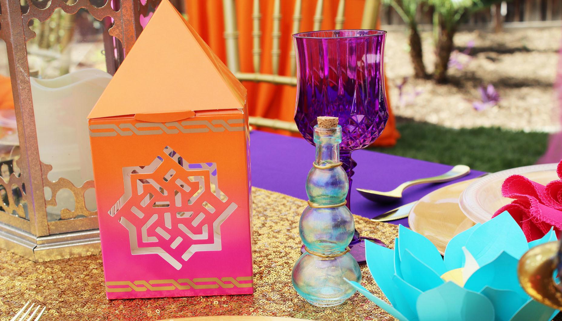 Arabian Nights 40th Birthday Party Fun365