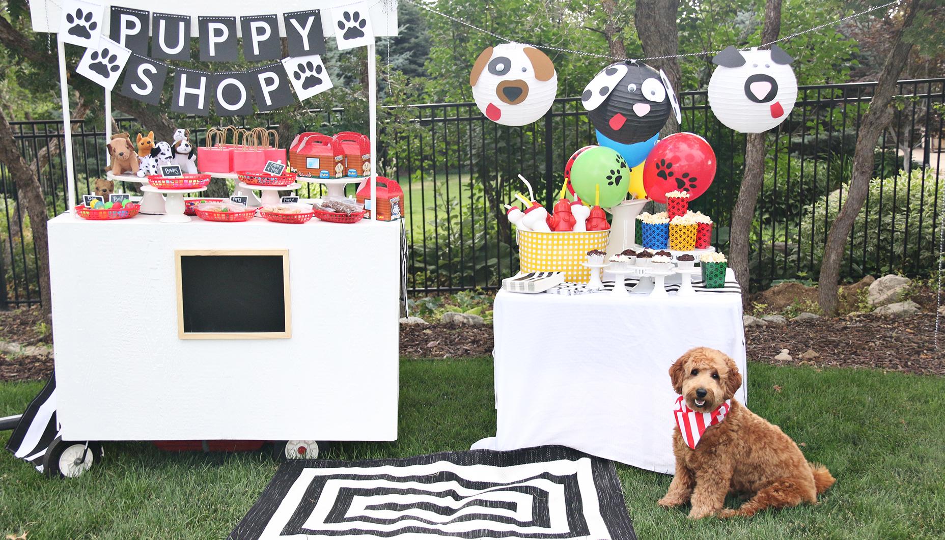 Puppy Adoption Party Fun365