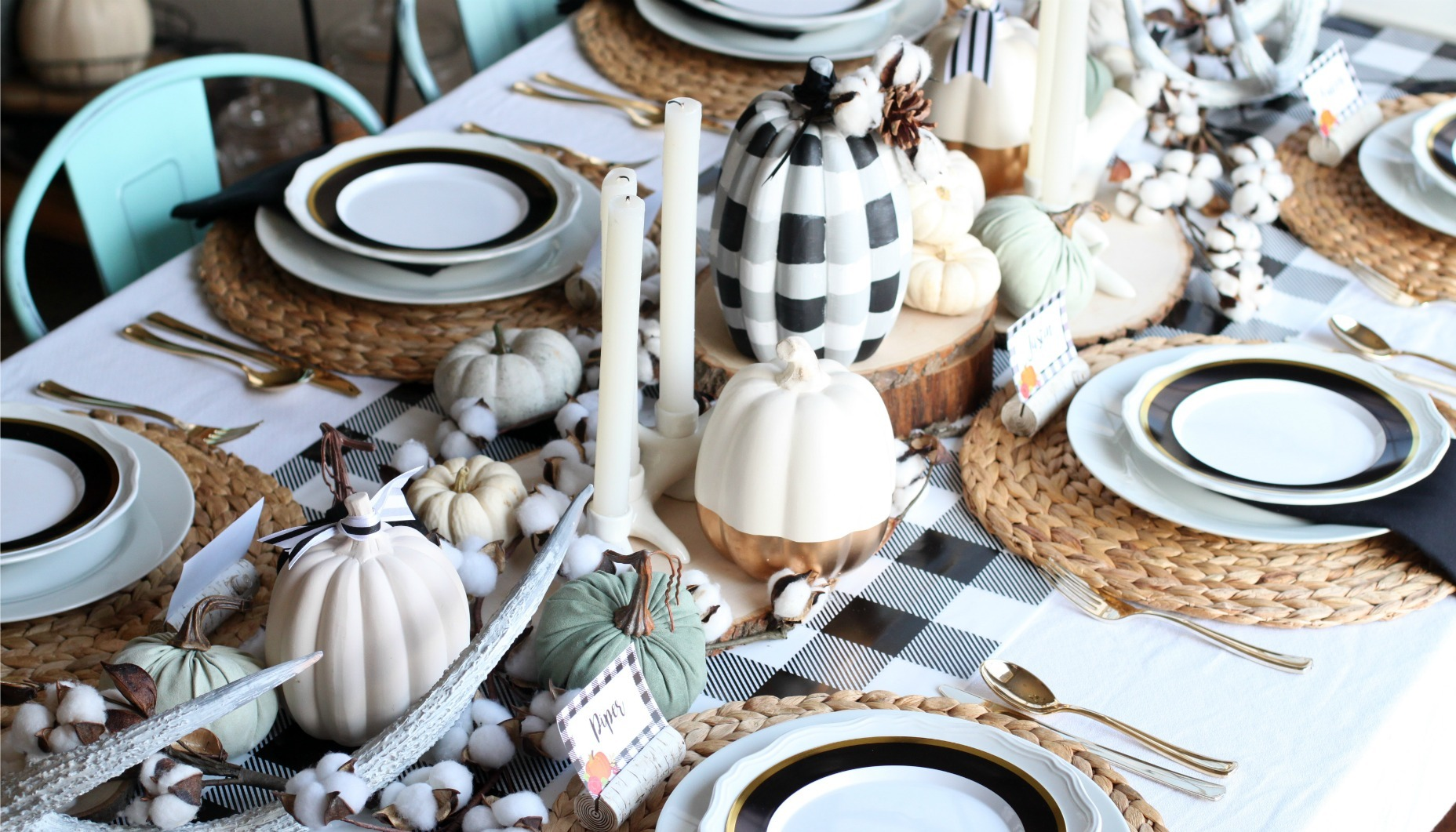 Modern Black And White Farmhouse Thanksgiving Table Fun365,Rudolph The Red Nosed Reindeer The Movie Vhs