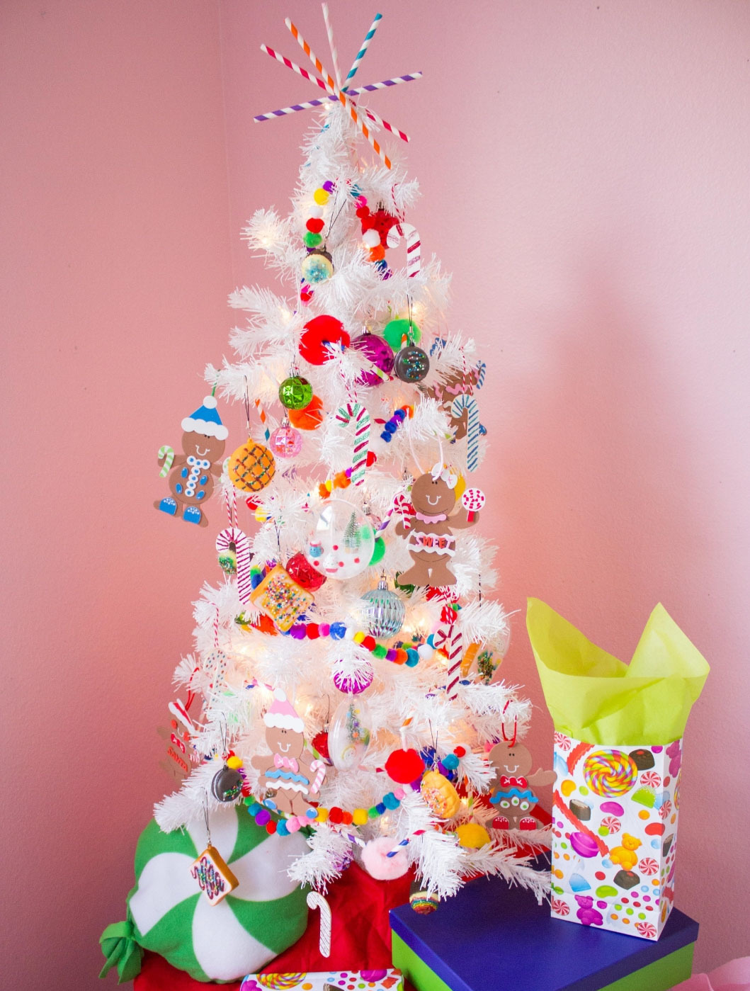 Candy Themed Christmas Tree Fun365
