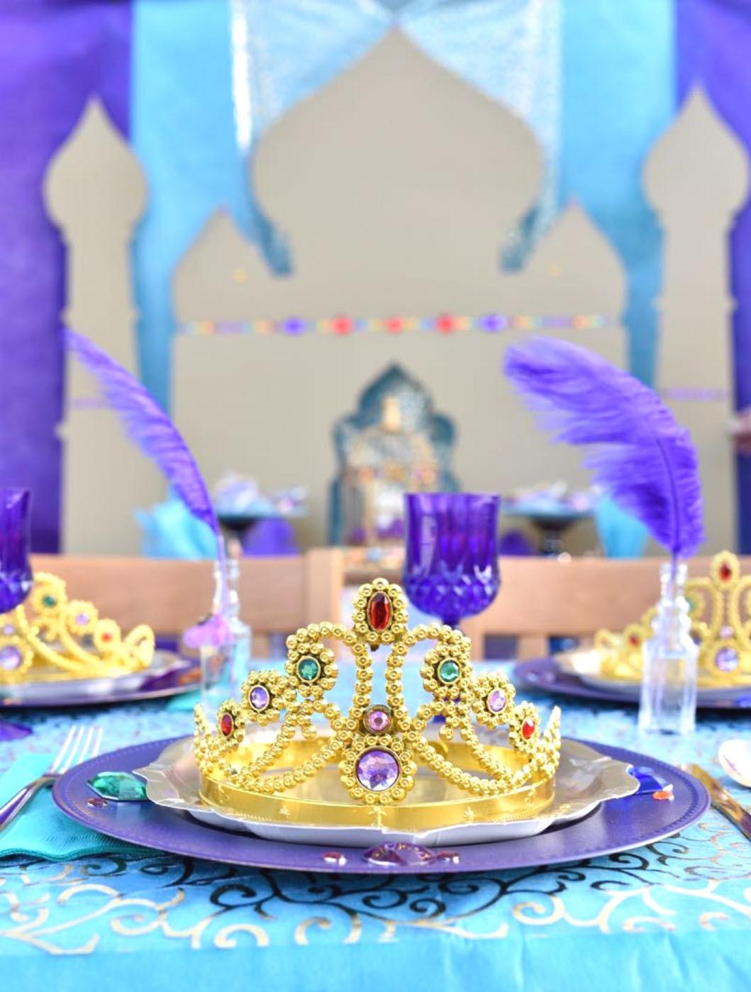 Aladdin Birthday Party Fun365