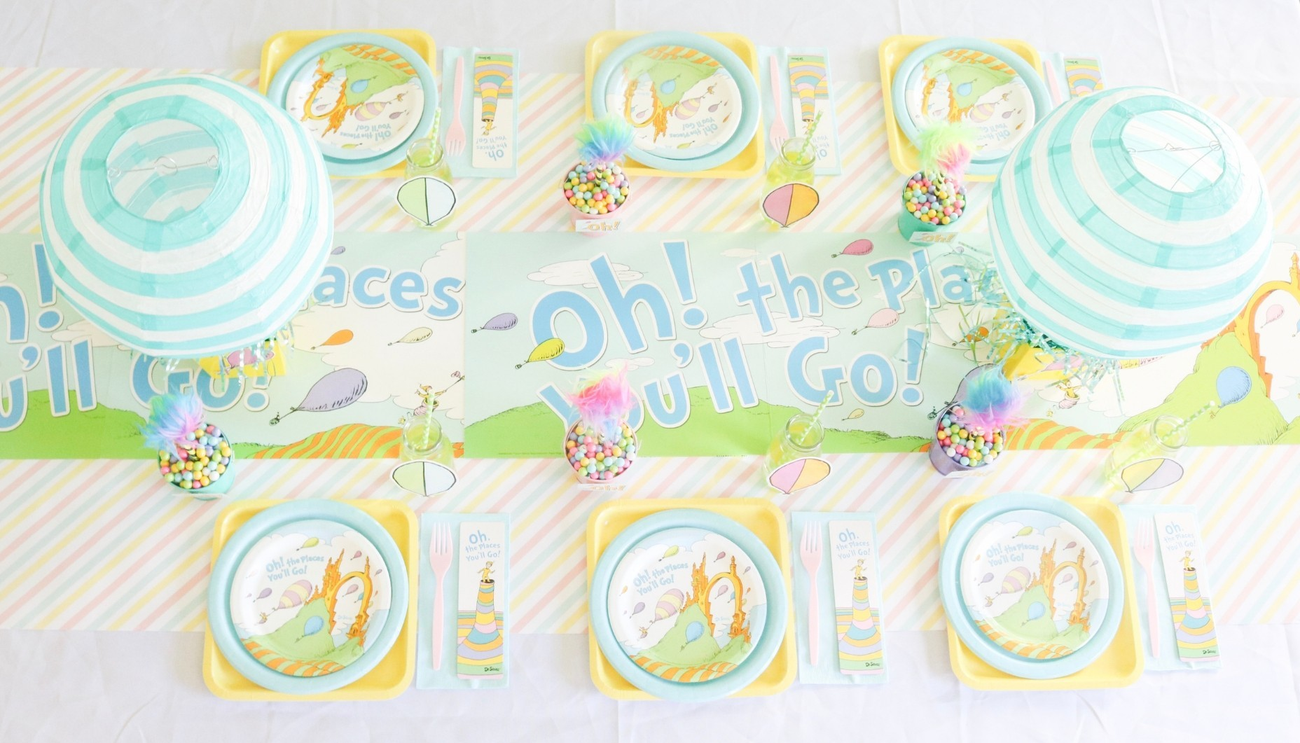 Baby Oh The Places He/'ll Go Travel Themed Shower Invite Baby Shower Invitation