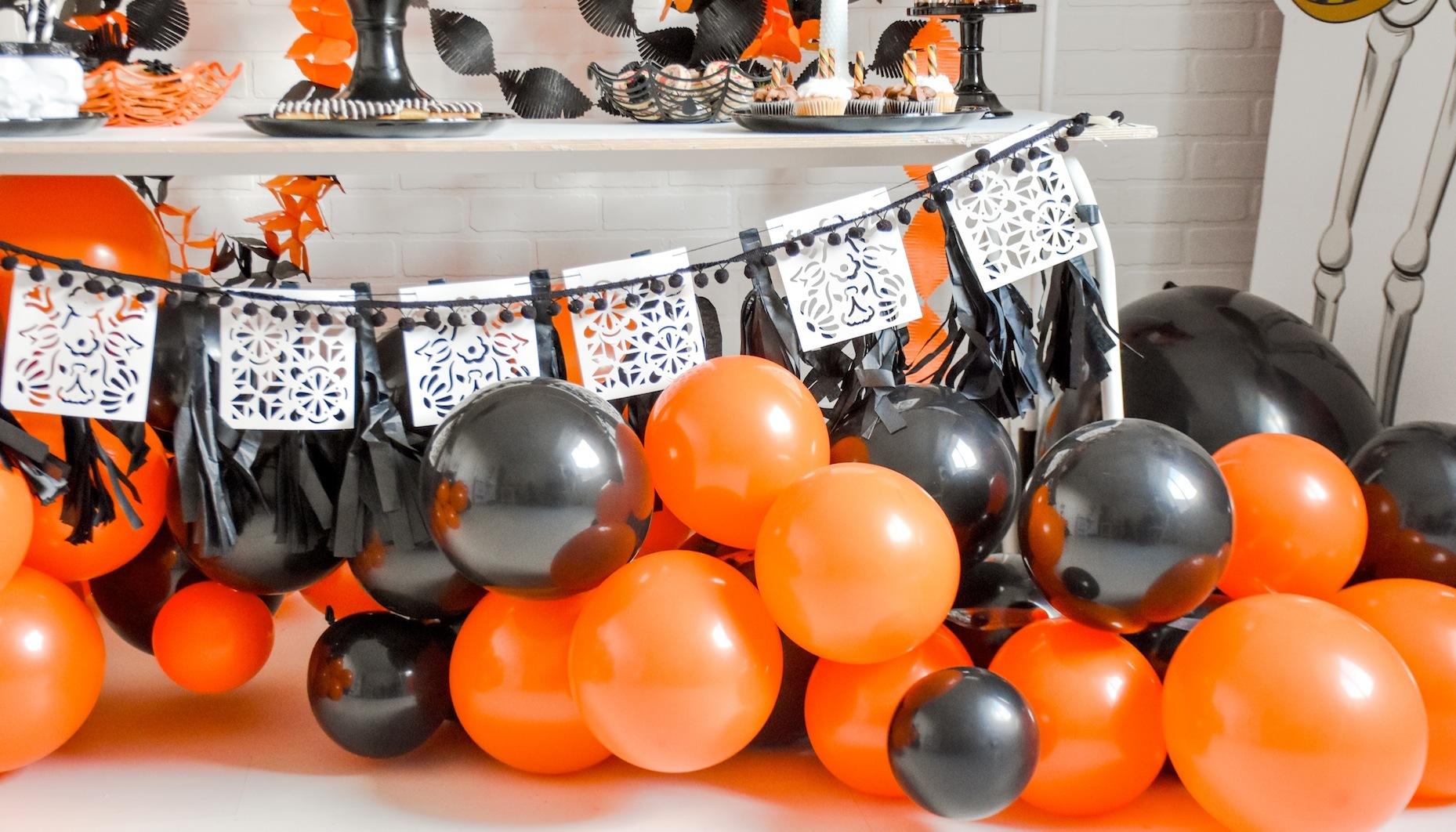 Skeleton Themed Halloween Fiesta Fun365