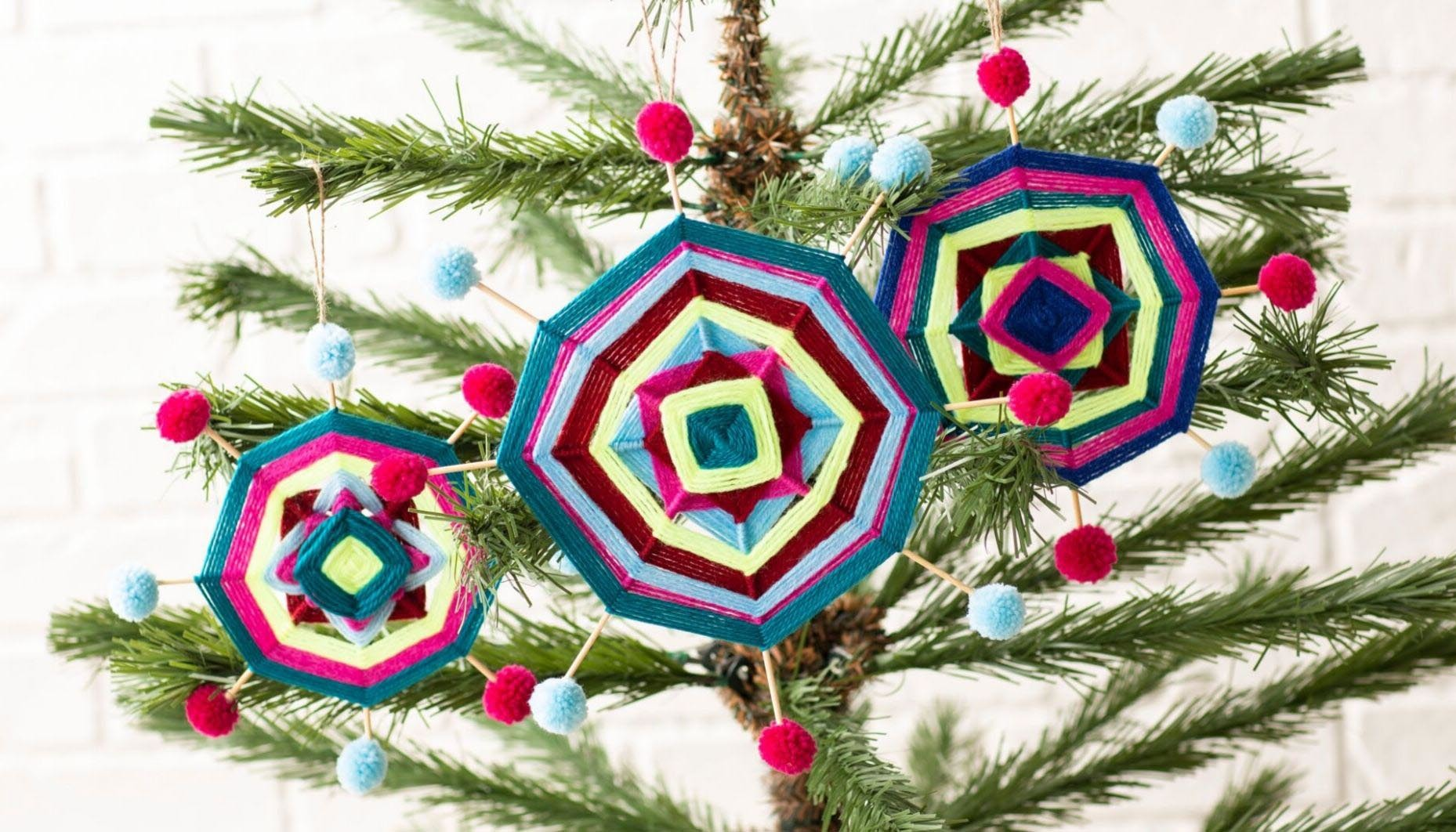 Bright Boho Christmas Decorating Ideas Fun365