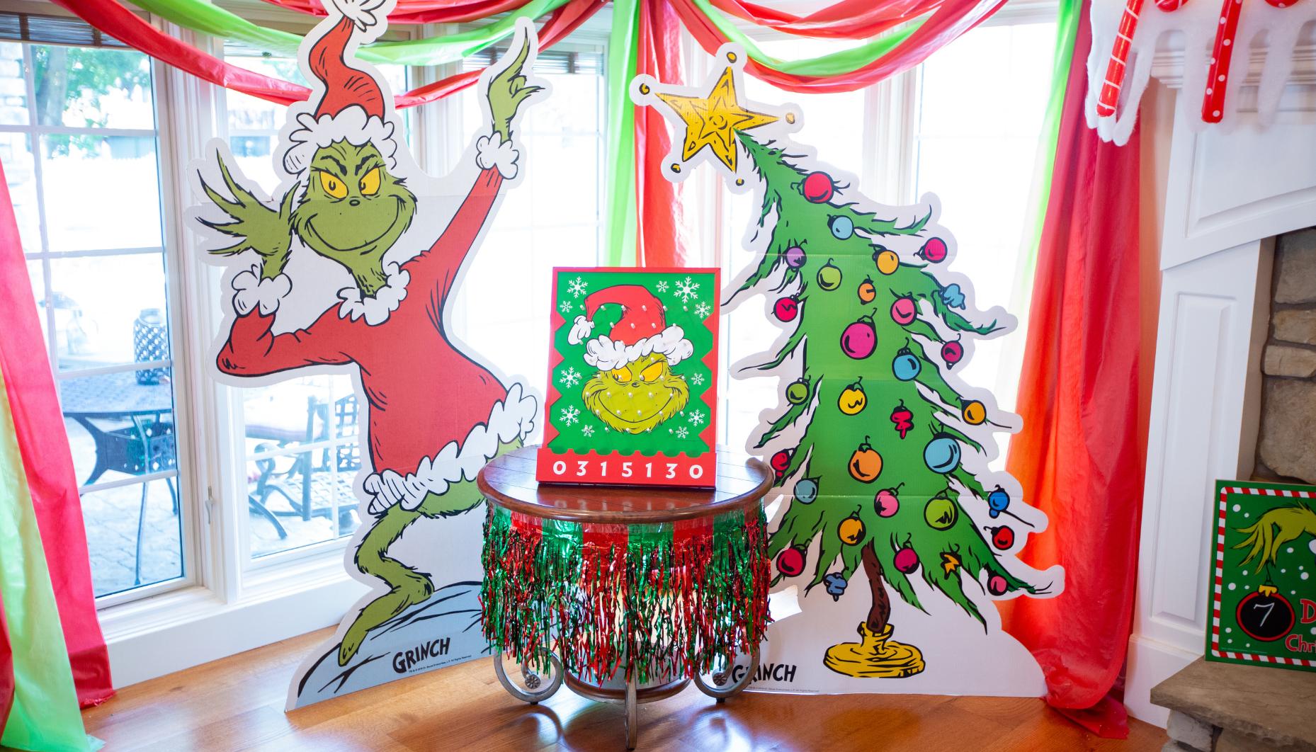 Grinch Christmas Decorating Ideas Fun365