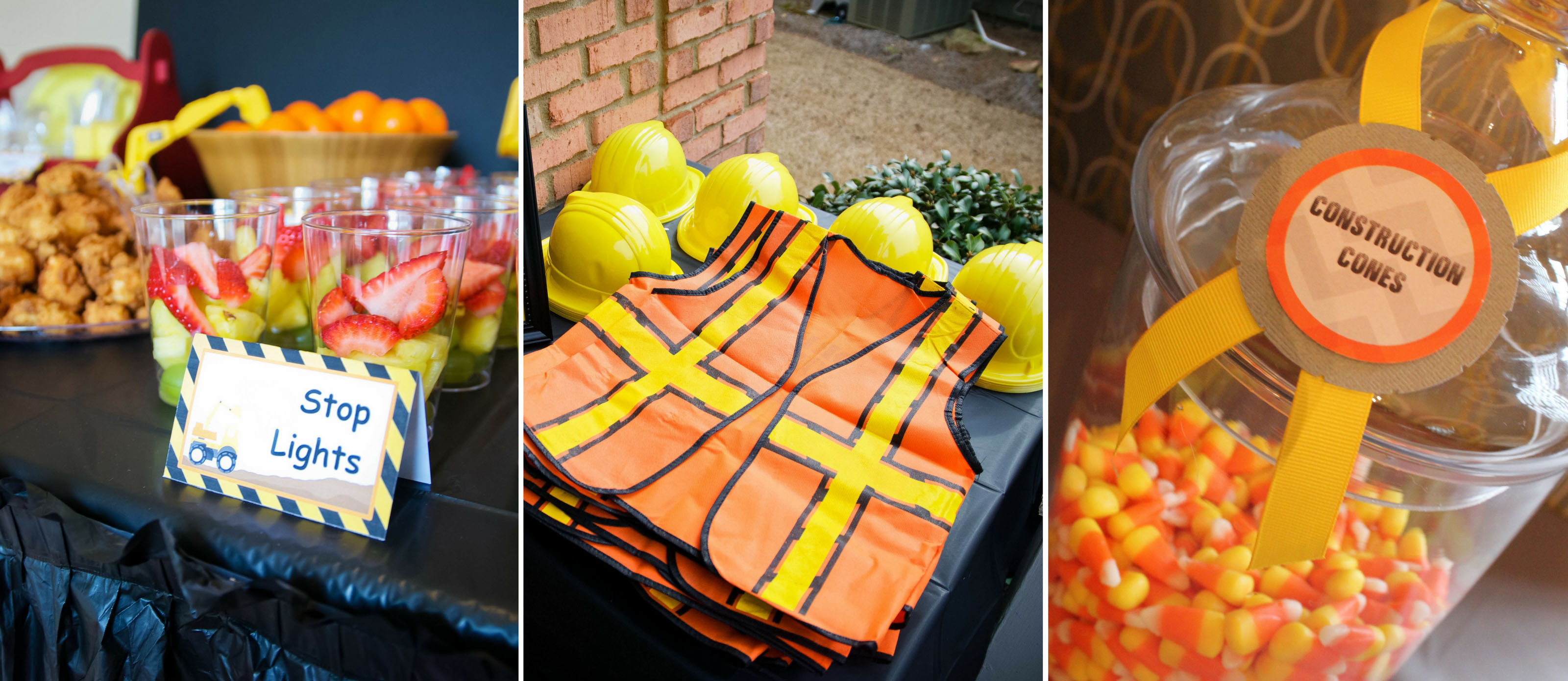 Construction Party Ideas that Kids Will