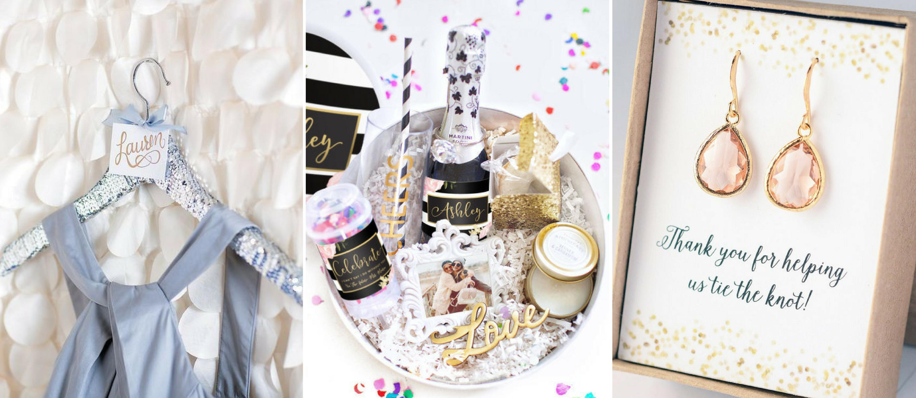 Unique Bridesmaid Gifts They'll