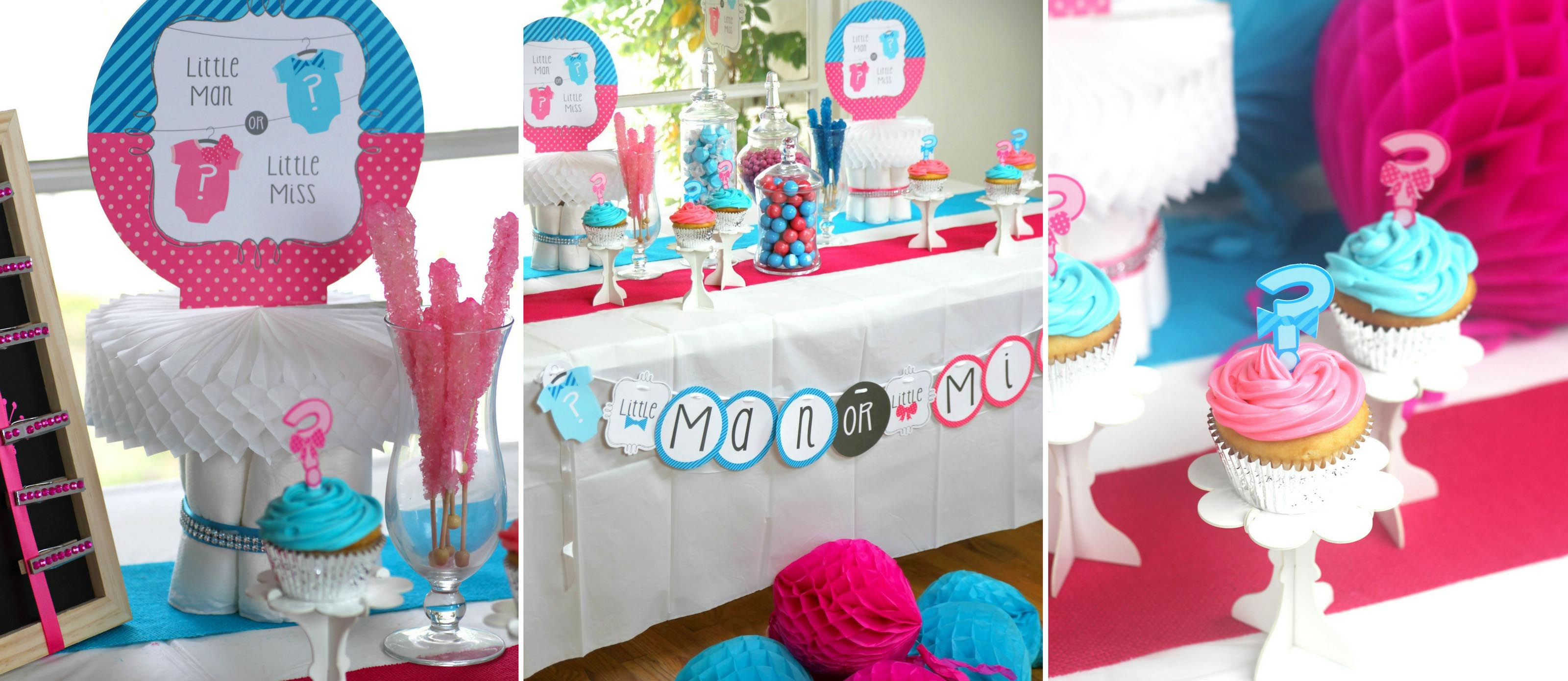 Bow Tie Themed Baby Shower Decorations  from cl-drupal.orientaltrading.com