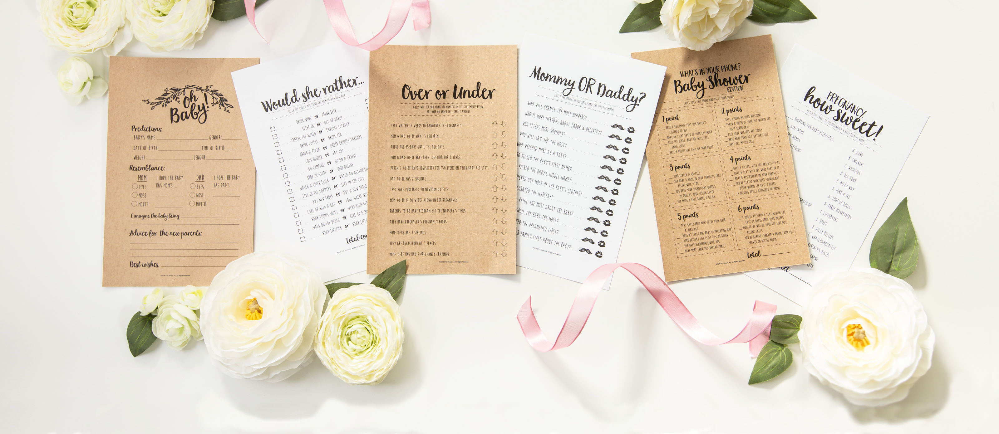 baby prediction cards predictions for baby advice cards baby shower game guess the baby stats advice for mom prediction cards