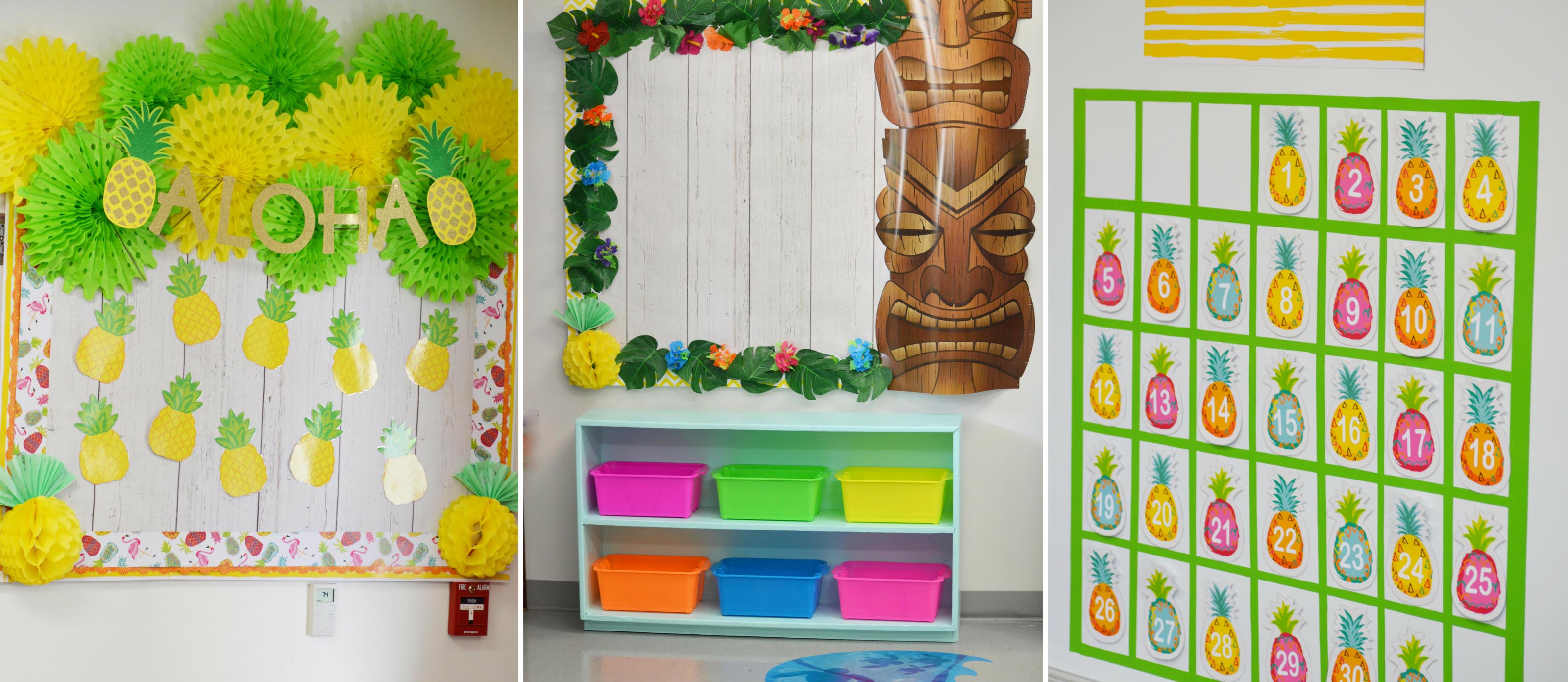 A Beachy Classroom Makeover Fun365