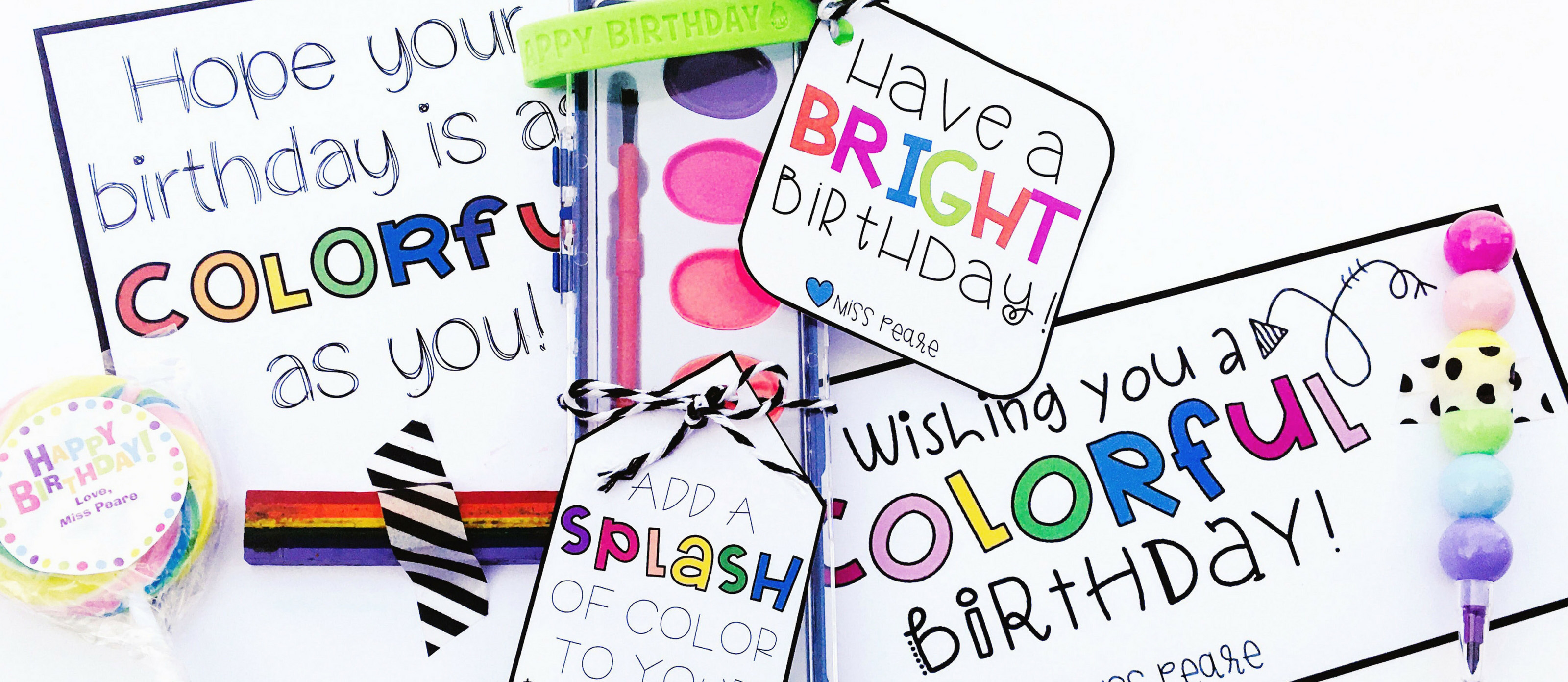 Classroom Birthday Gift Ideas Fun365