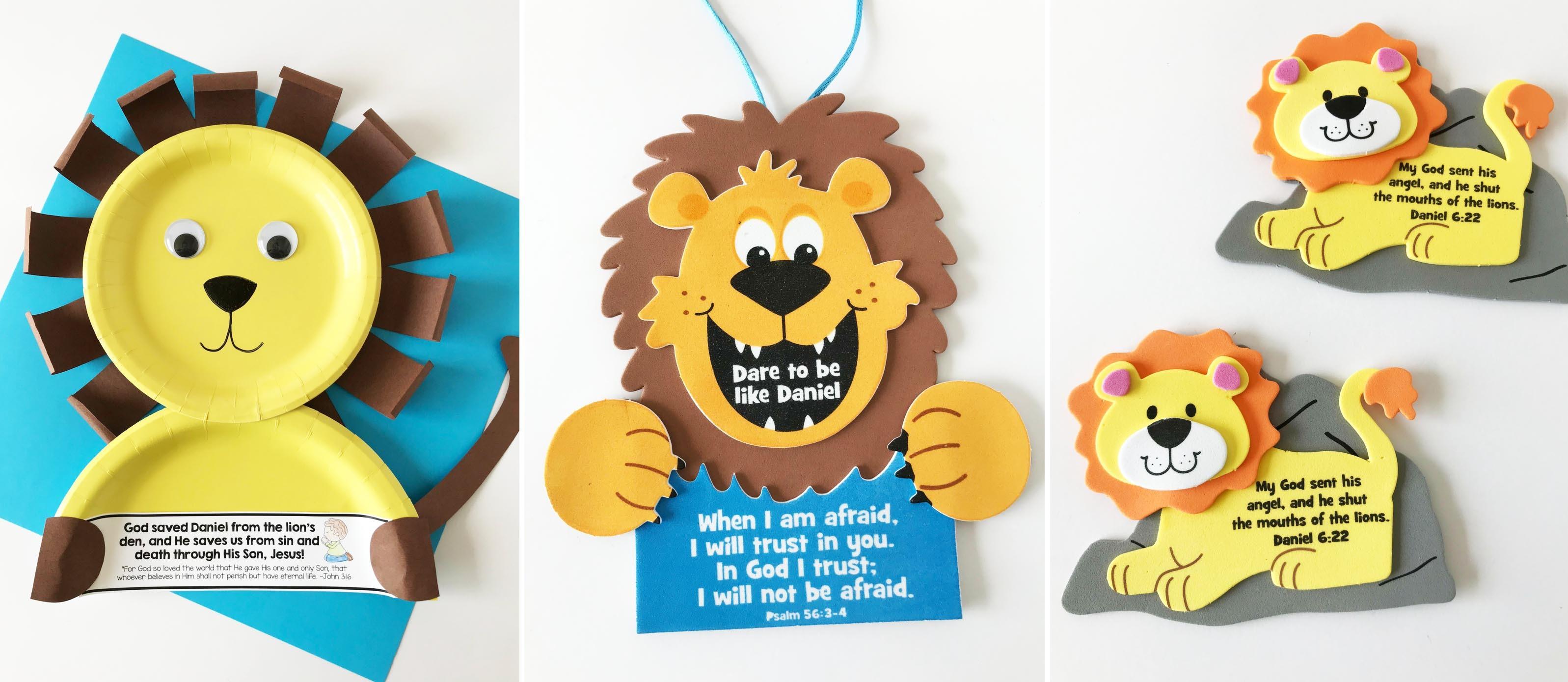 Daniel And The Lion S Den Sunday School Lesson Plans Fun365