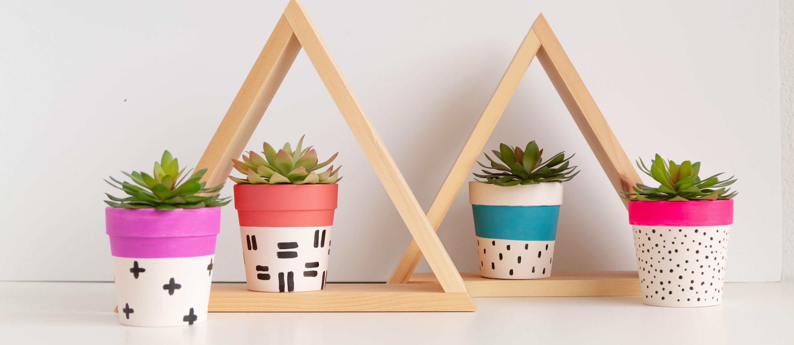 4 Fun Unique Flower Pot Painting Ideas Fun365