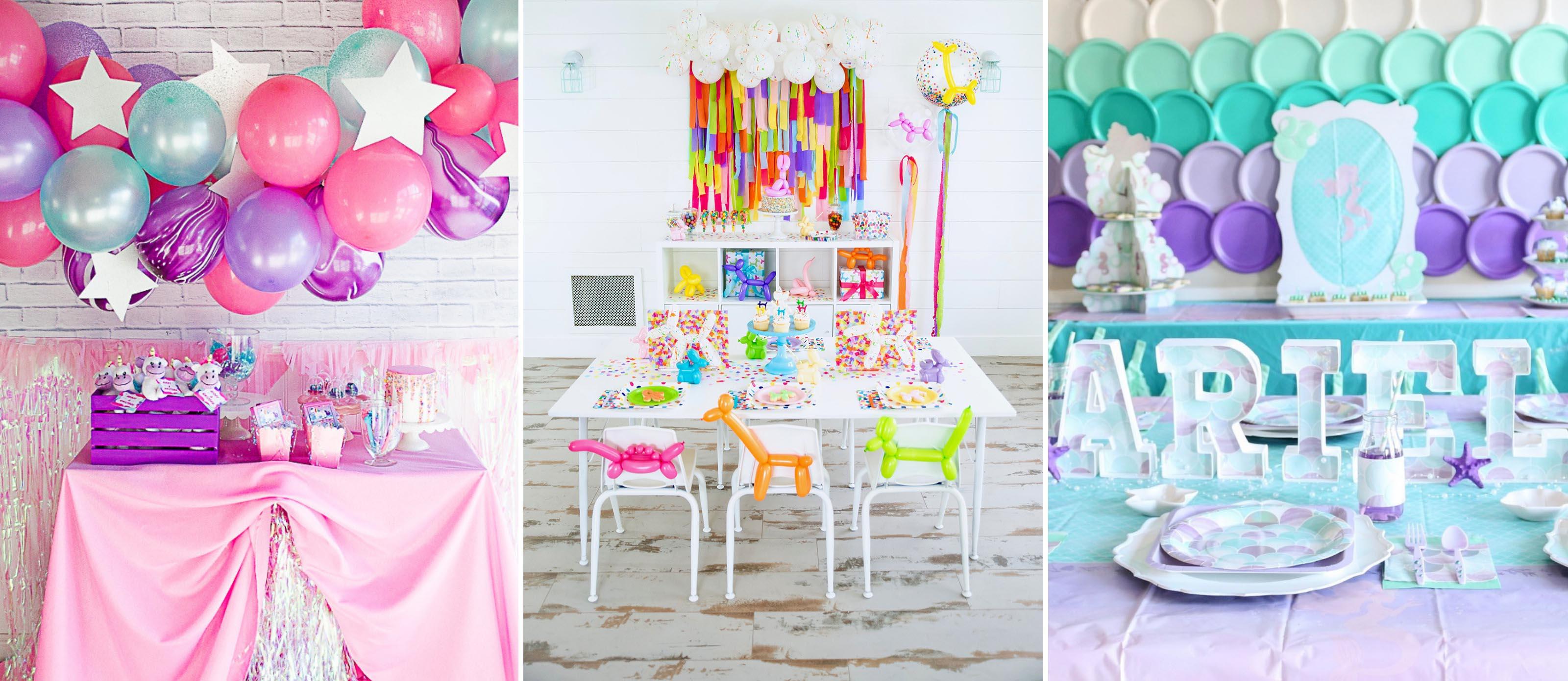 Top 15 Girl Birthday Party Ideas Fun365