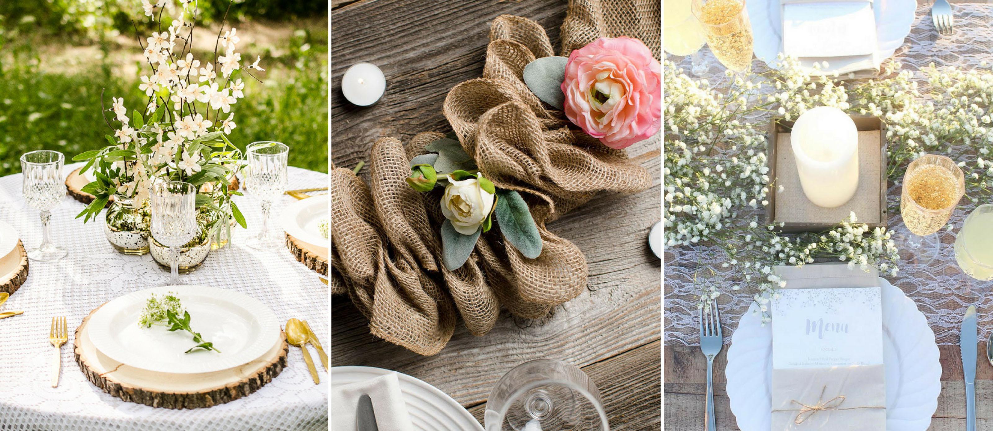 14 Gorgeous Rustic Wedding Decor Ideas Fun365