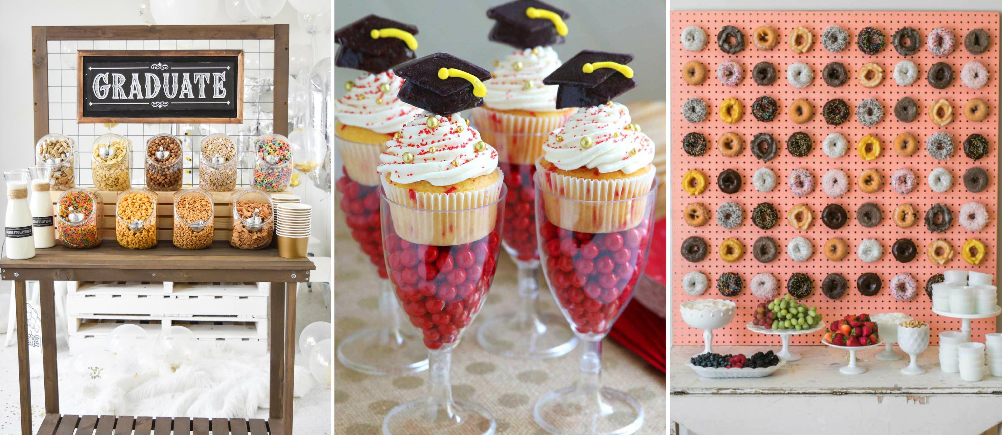 Graduation Party Food Ideas Fun365