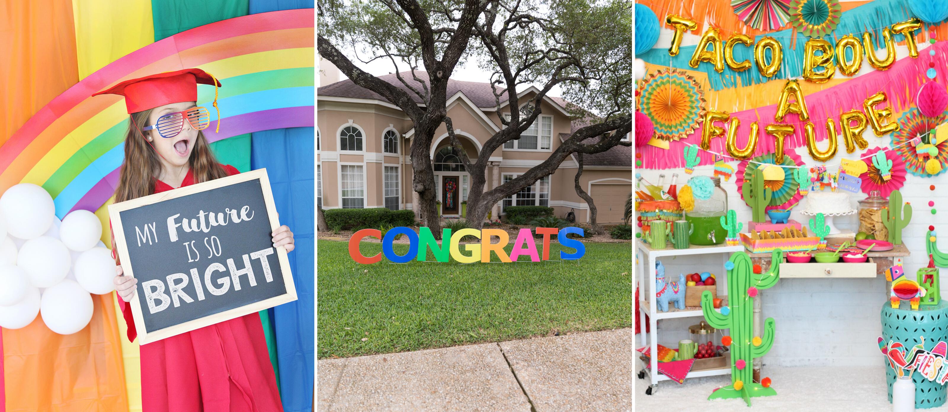 20 Easy Graduation Party Ideas Fun365