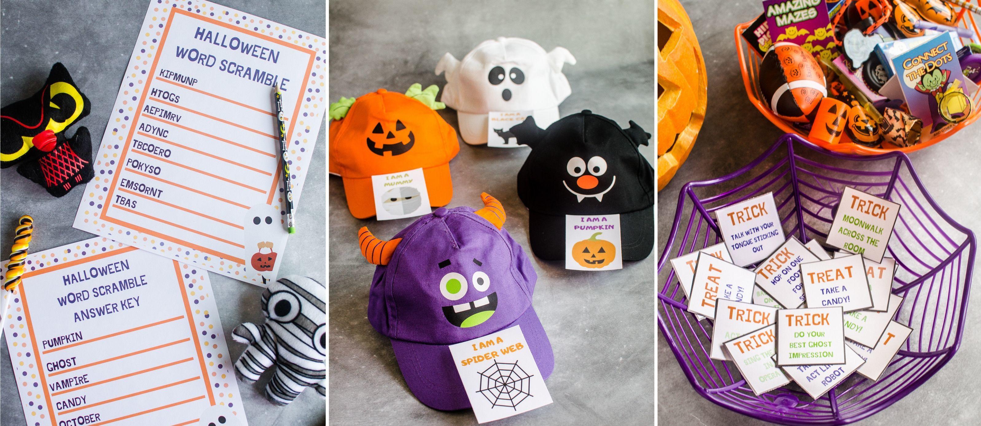 11 Super Fun Halloween Games for Kids