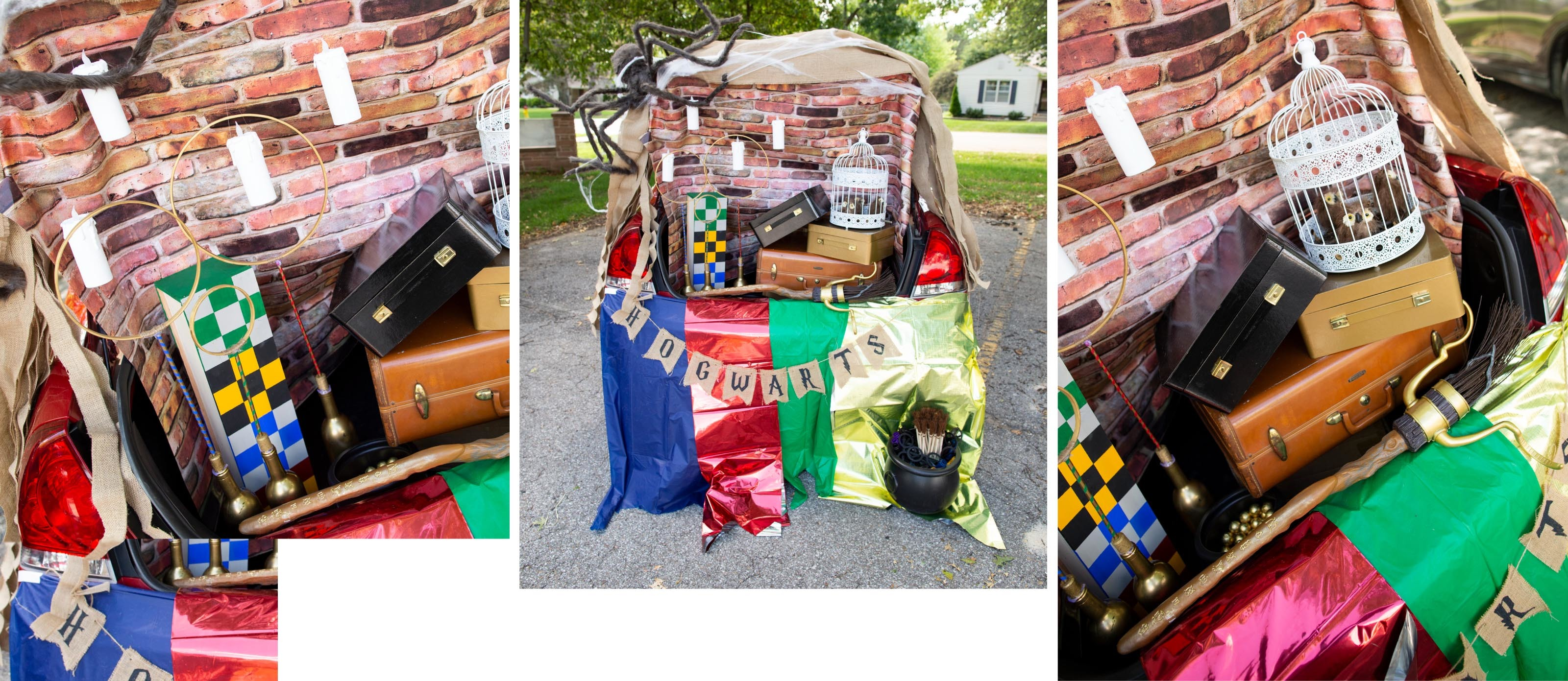 Harry Potter Inspired Trunk Or Treat Idea Fun365