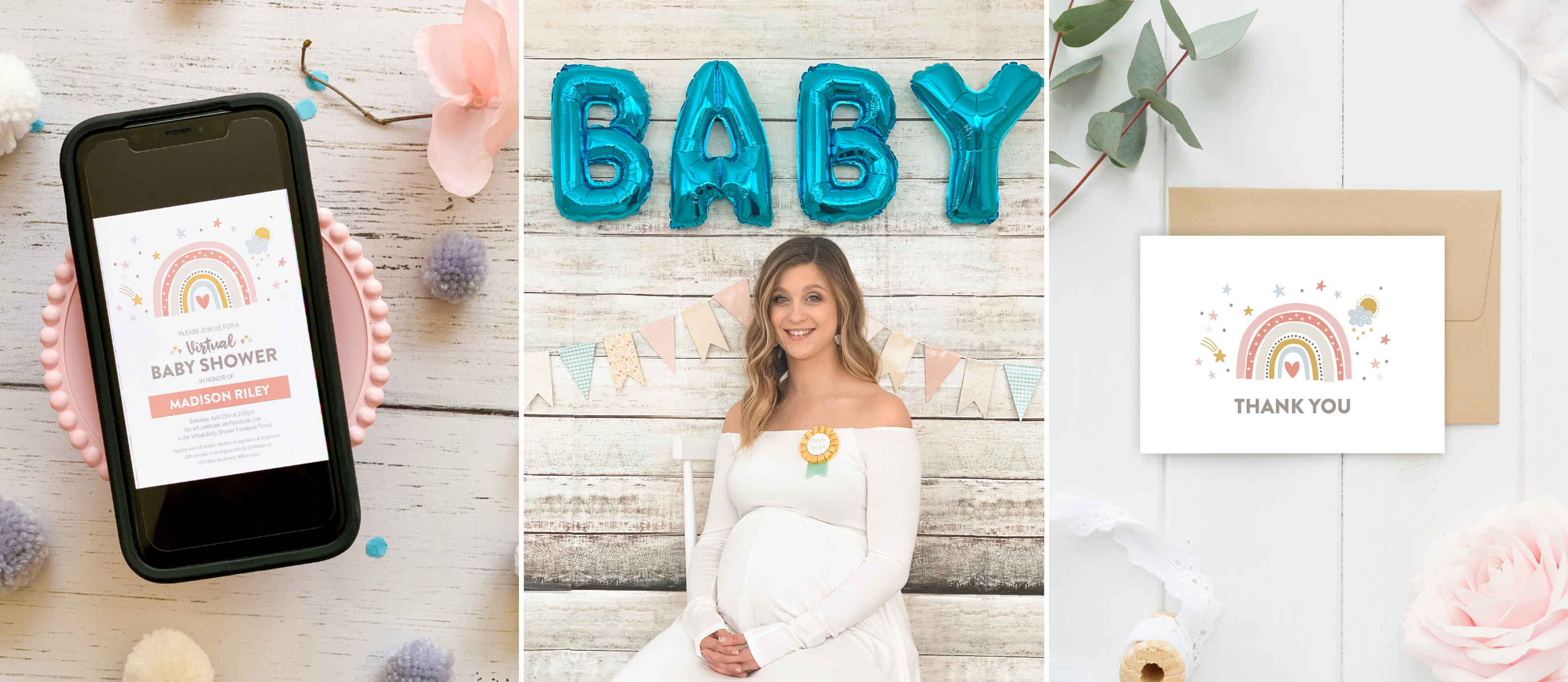 How To Throw A Virtual Baby Shower Fun365