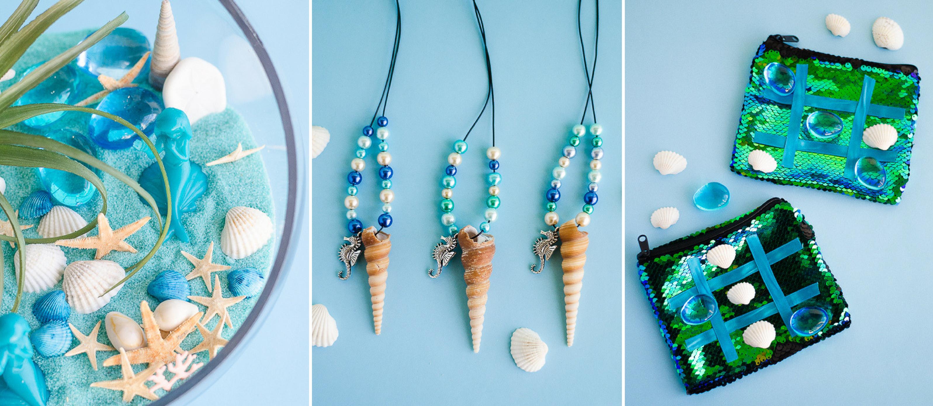 11 Mermaid Crafts Activities For Kids Fun365