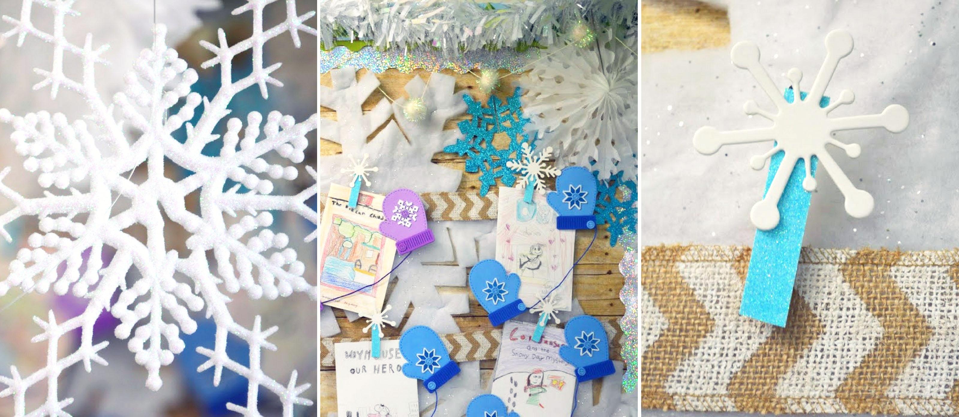 Reading Corner In A Winter Wonderland Fun365
