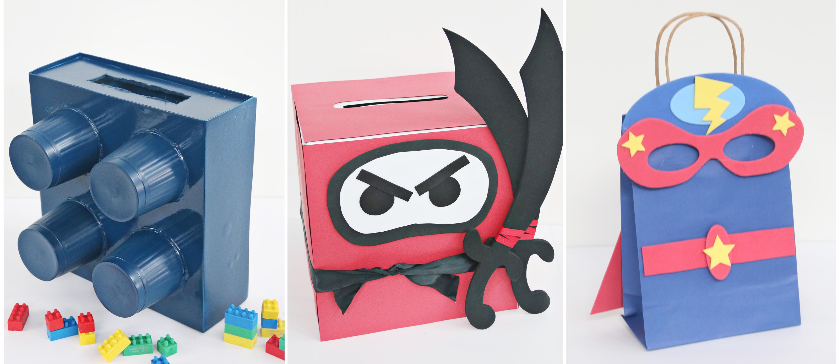 Boy Valentine Card Box Ideas Fun365
