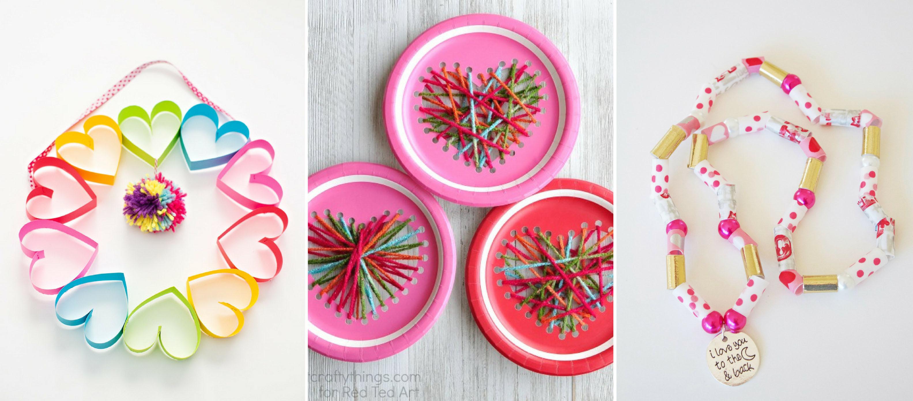 Valentine S Day Crafts For Kids Fun365