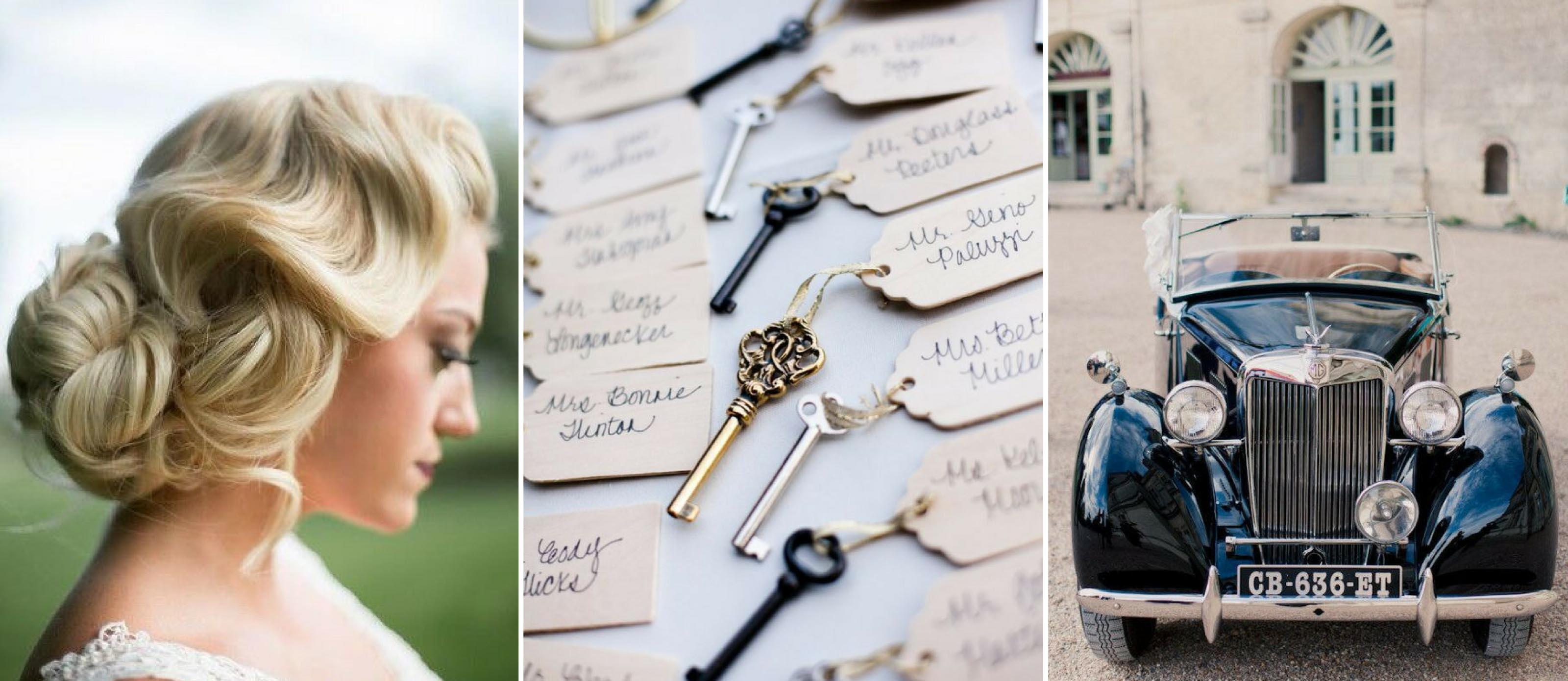 Vintage Wedding Ideas for Old Soul Brides | Fun365