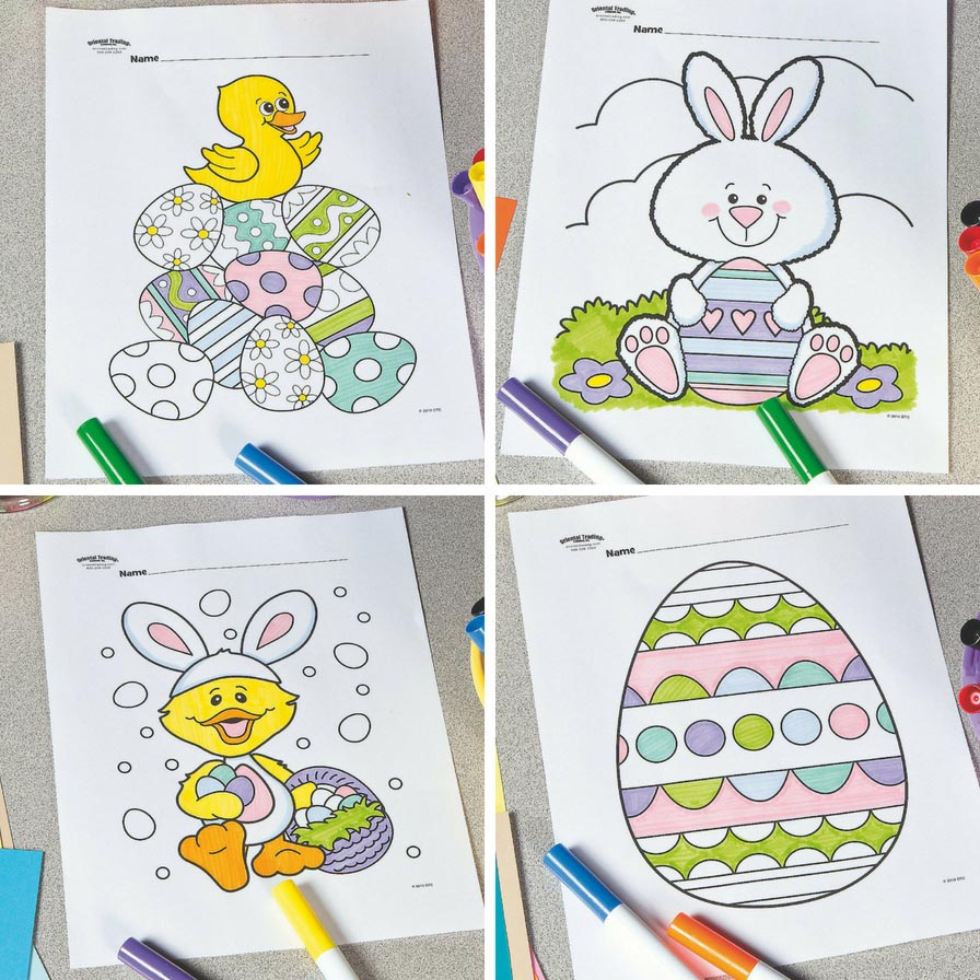 coloring pages : Easter Coloring Pages Free Printable New Free ... | 896x896