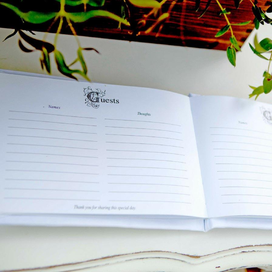 Wedding Guest Book Ideas You Ll Love Fun365