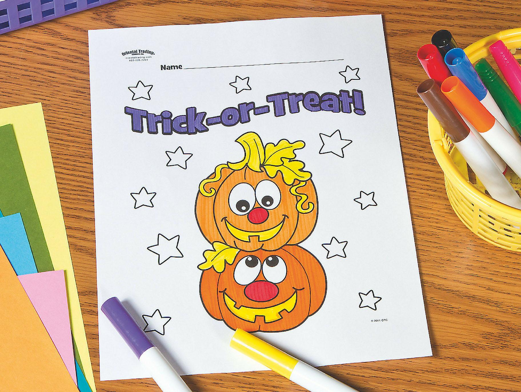 Pumpkin Free Printable Coloring Page Fun365