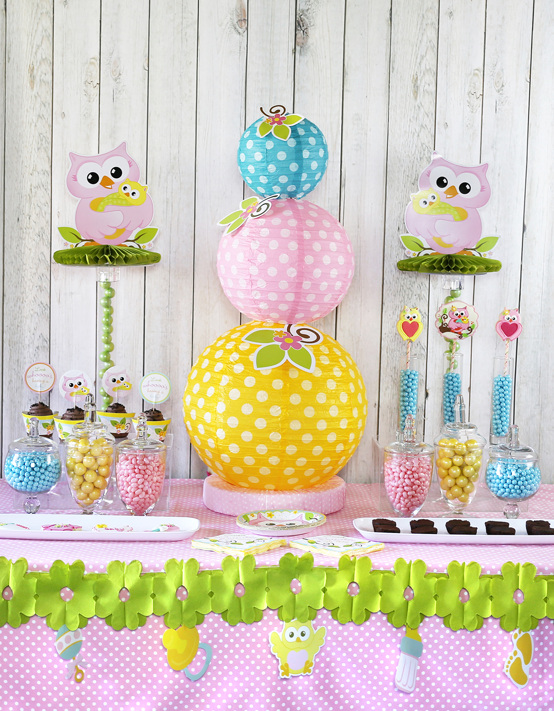 Cute Owl Baby Shower Ideas Fun365