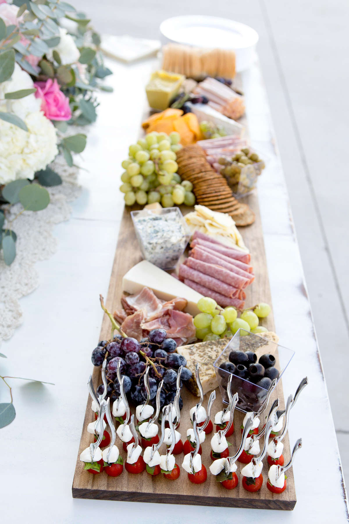 Wedding Food Ideas How To Create A Charcuterie And Cheese Board