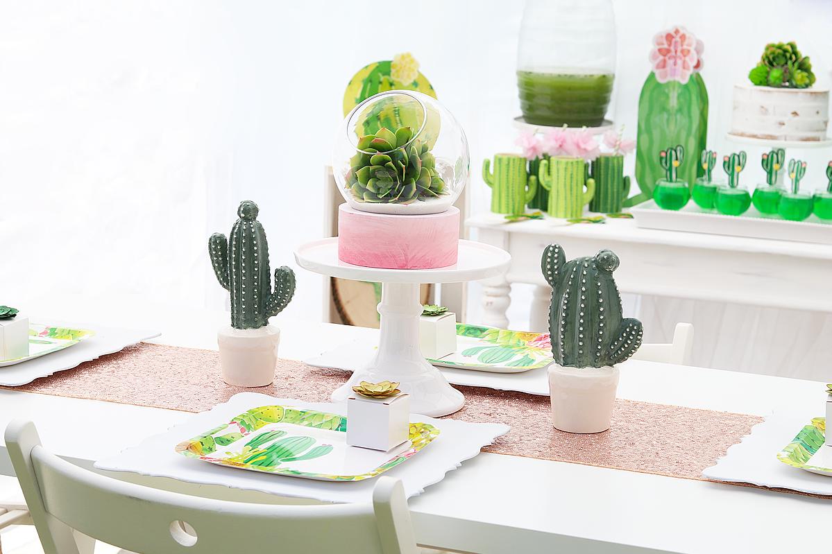 Cactus Party Decor Fun365