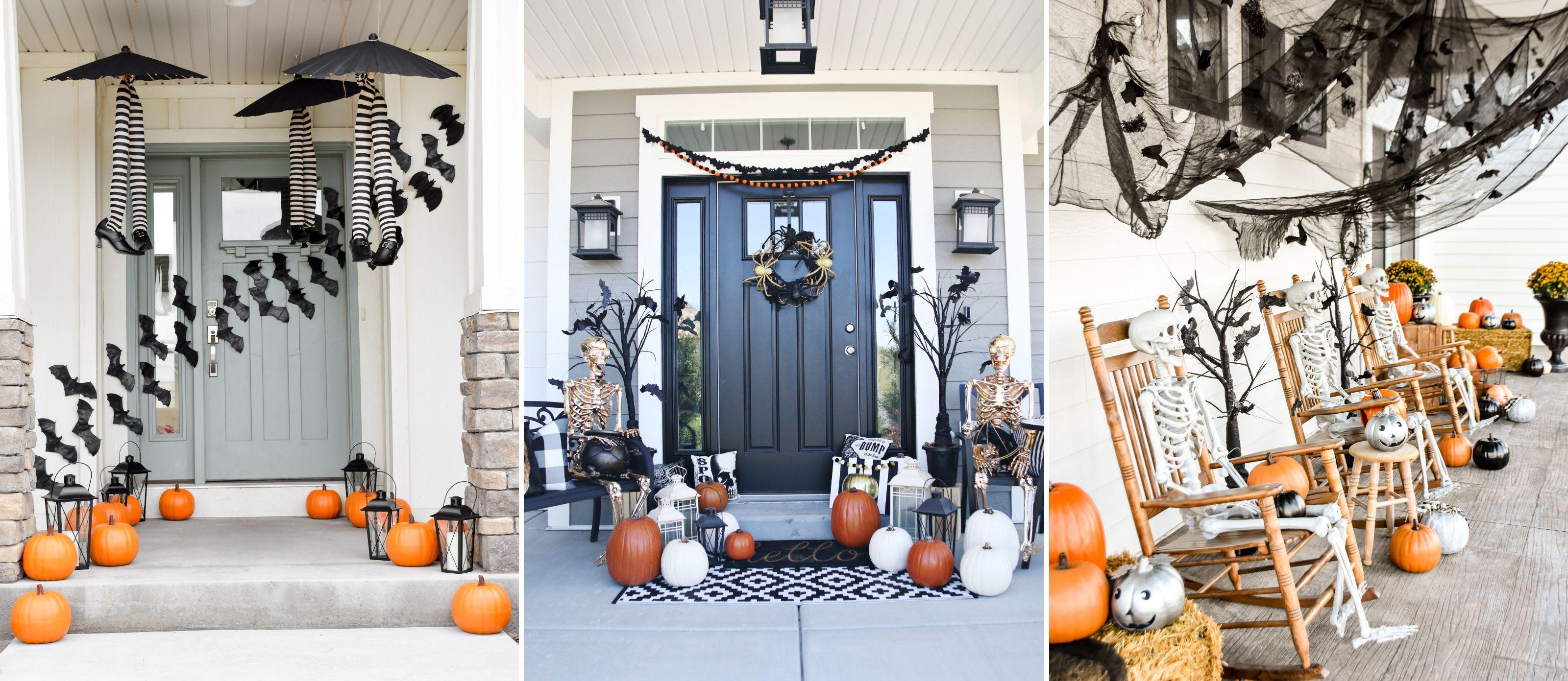 Shop It Front Porch Halloween Decor Ideas