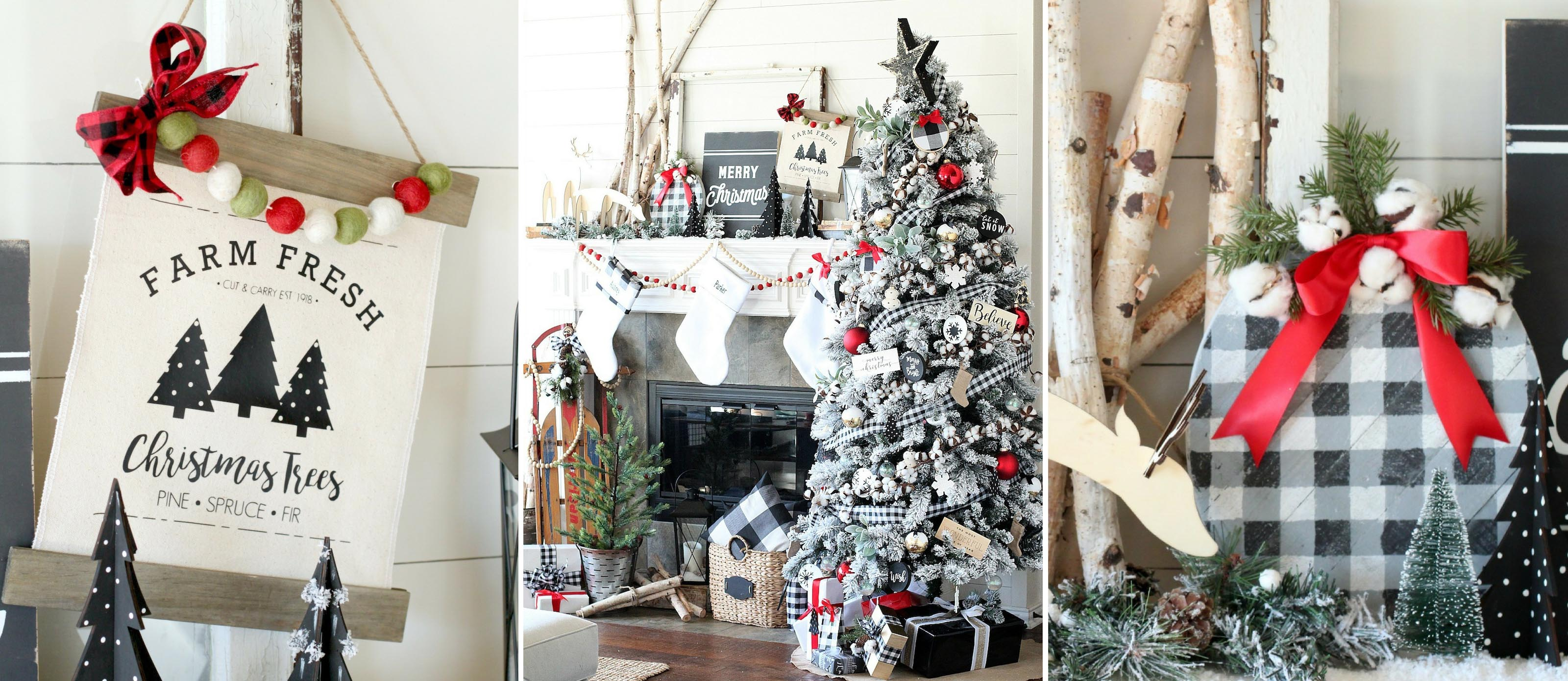 Shop It Modern Farmhouse Christmas Fun365