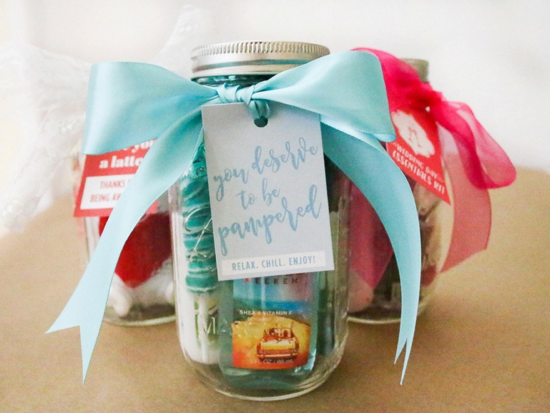 3 Mason Jar Gift Ideas For Your Bridesmaids Or Any Occasion Fun365
