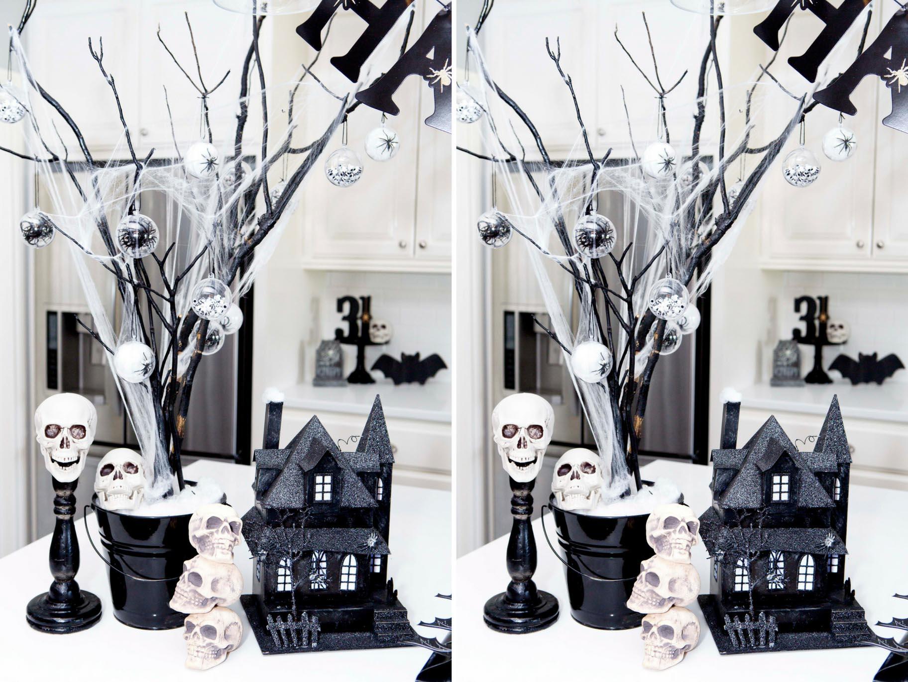 Diy Halloween Tree Ornaments Fun365