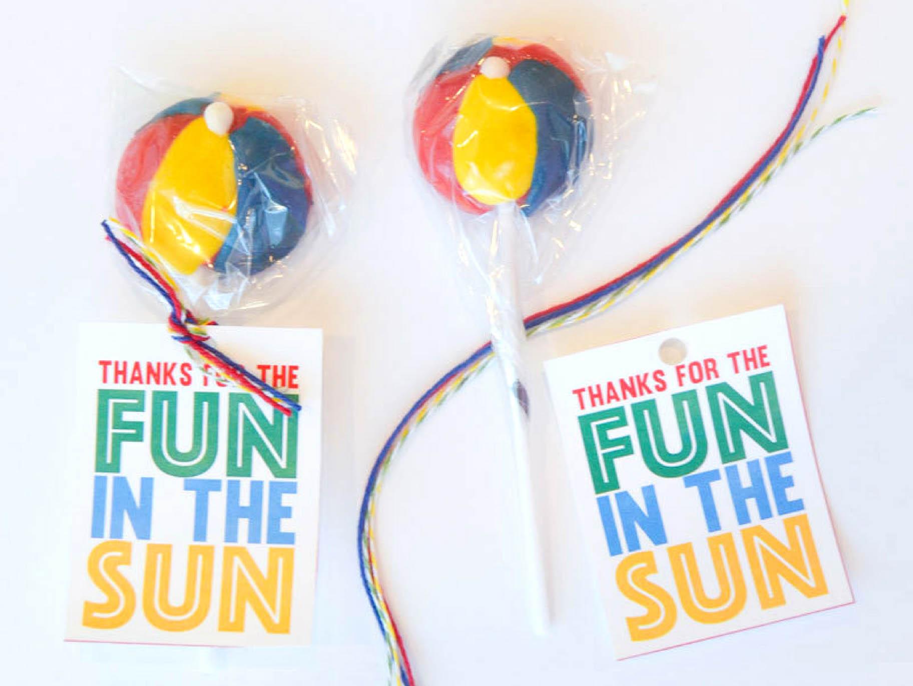 Beach Ball Party Favors Fun365