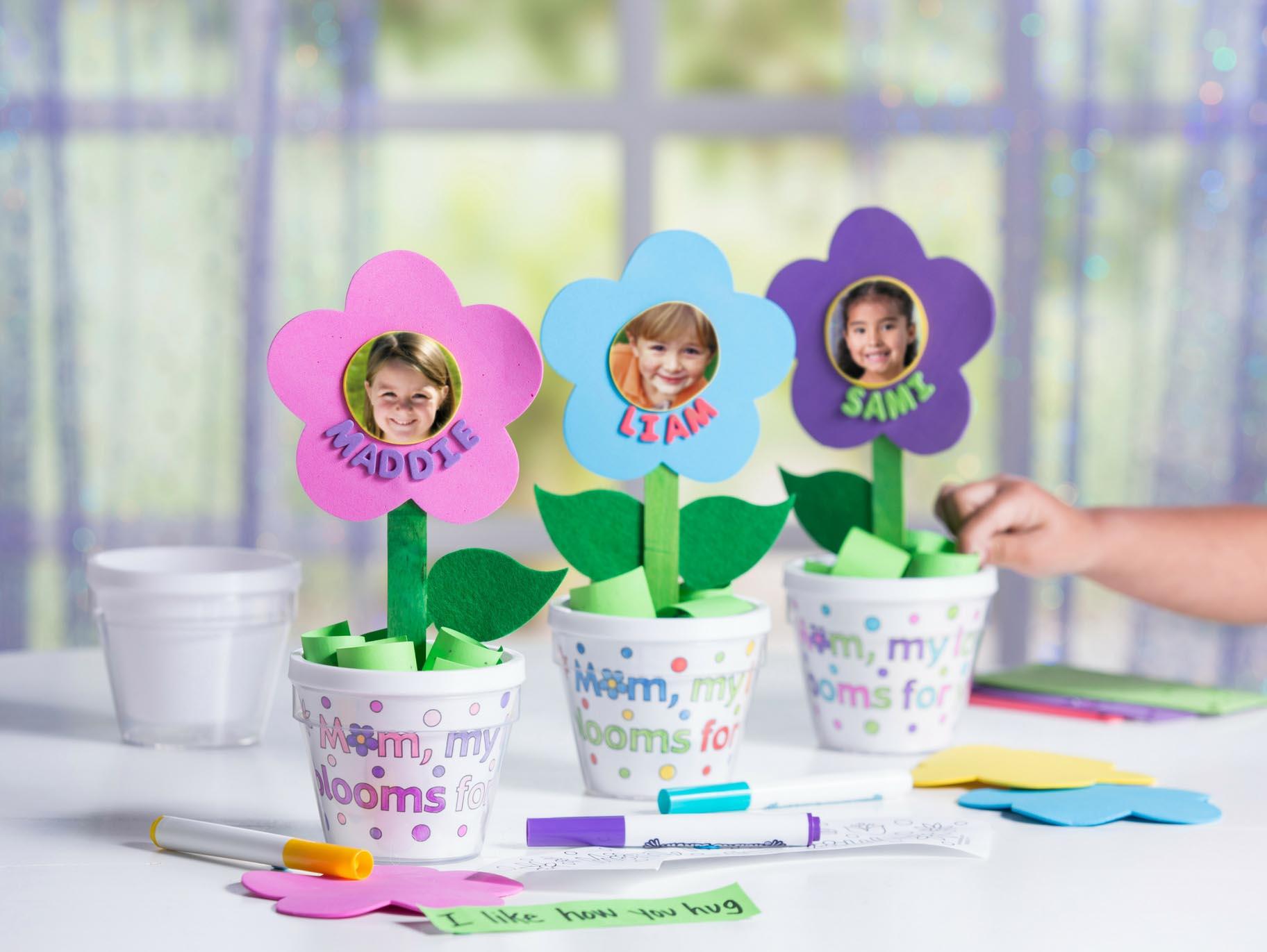 Diy Mother S Day Flowerpot Fun365