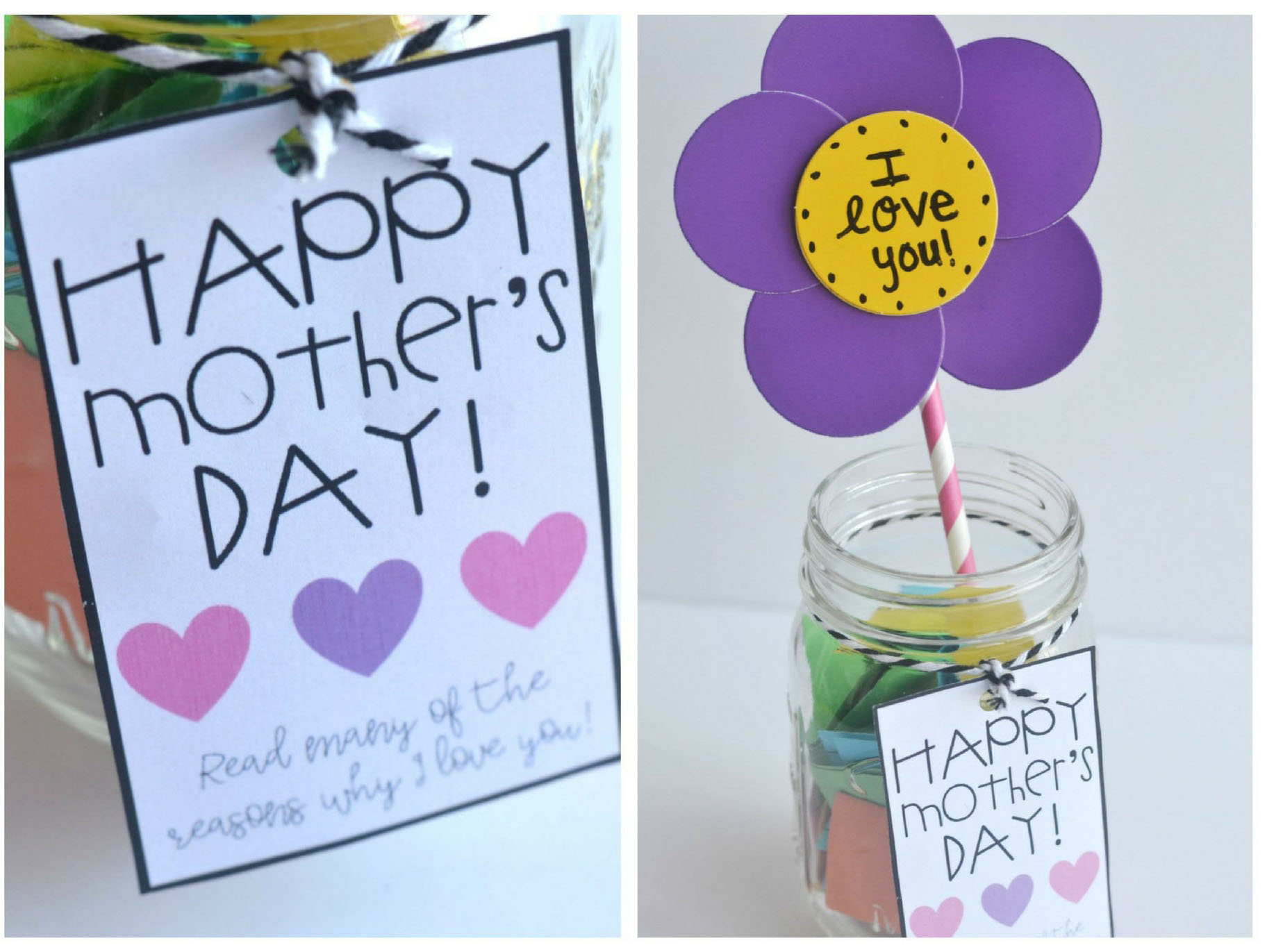 Mother S Day Love Jar Gift Fun365